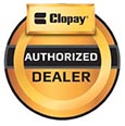 Delta Doors & Hardware Inc. are proud to be a Clopay Authorized Dealer
